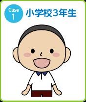 Case1 小学校3年生男子